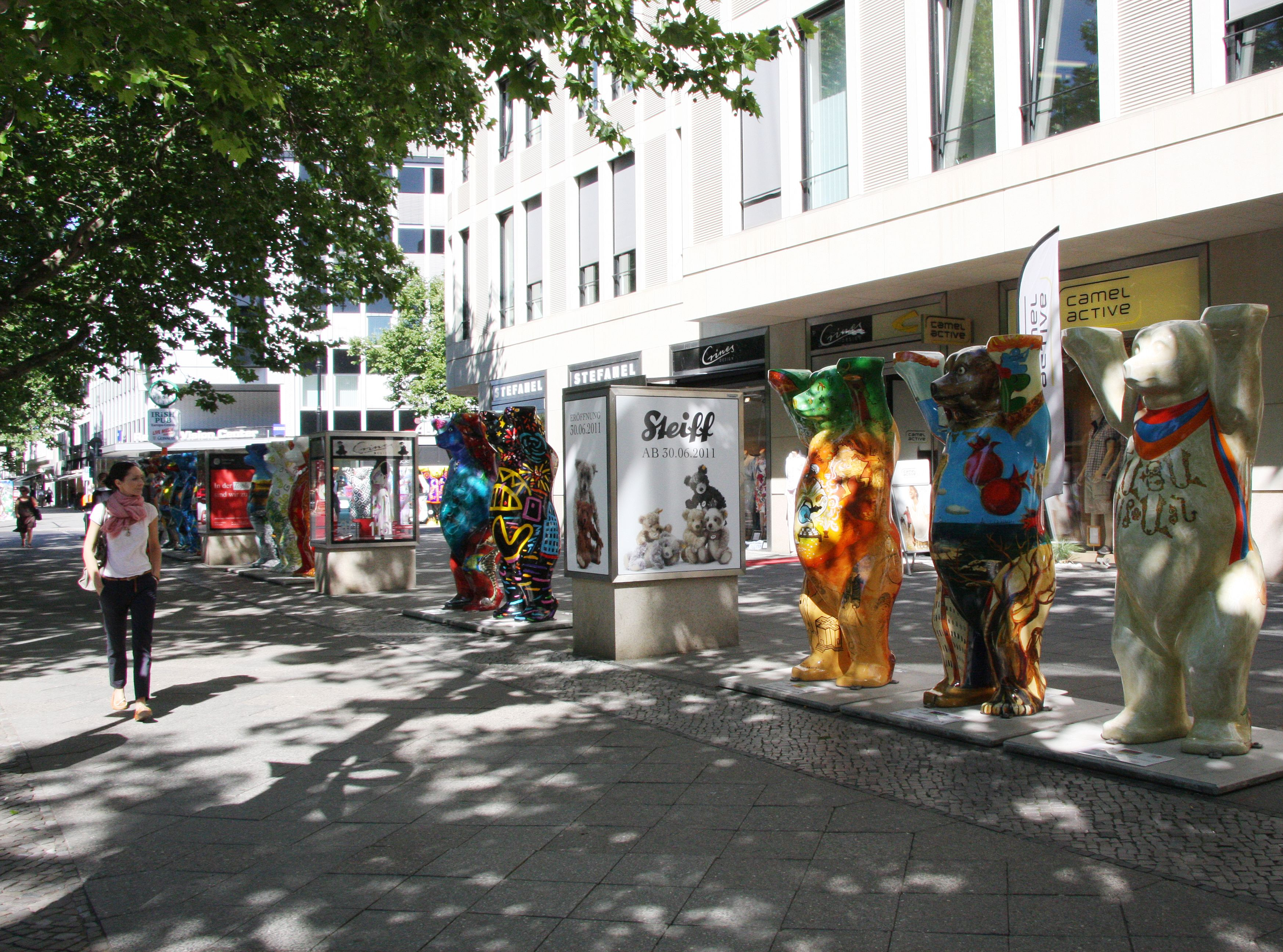 Berlin Kudamm 2011