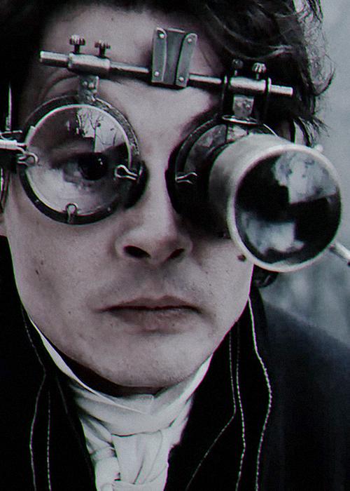 c24d7788077 Sleepy Hollow (Johnny Depp) Tim Burton Art
