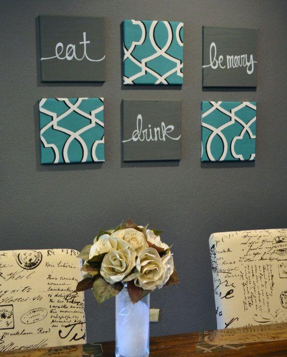 Diy Kitchen Wall Decor Ideas Arte Inspire