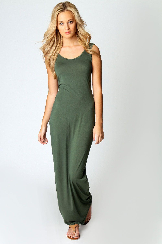 Women S Maxi Dress Boohoo Uk Maxi Dress Maxi Dresses Casual Plain Maxi Dress [ 1500 x 1000 Pixel ]