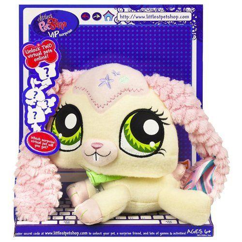 Littlest Pet Shop Vip Pets Surprise Pet Bunny By Hasbro 27 81