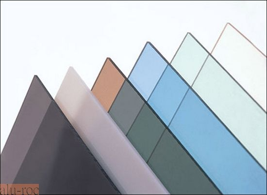 Colores policarbonato compato para marquesinas - Marquesinas para terrazas ...