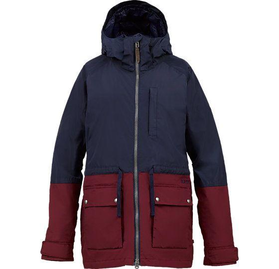 Prowess Snowboard Jacket - Burton Snowboards · ManteauxTenue De Snowboard Vestes ... c9466cbfb52d