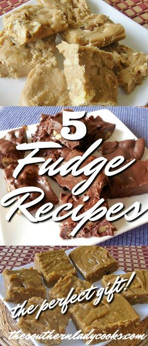 5 fudge recipes for christmas the southern lady cooks candy 5 fudge recipes for christmas the southern lady cooks forumfinder Choice Image