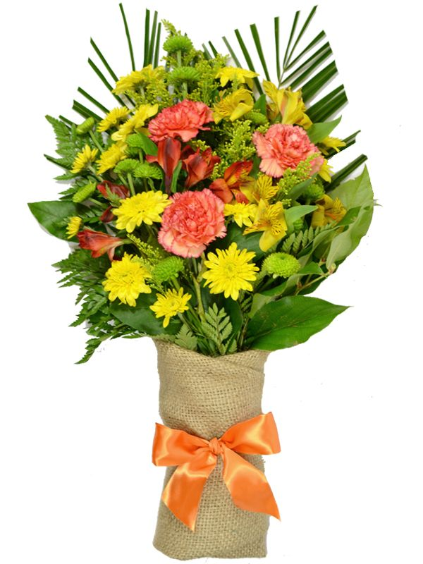 Sun Bath Bouquet | www.canaflora.ca | Free flower delivery anywhere in Canada