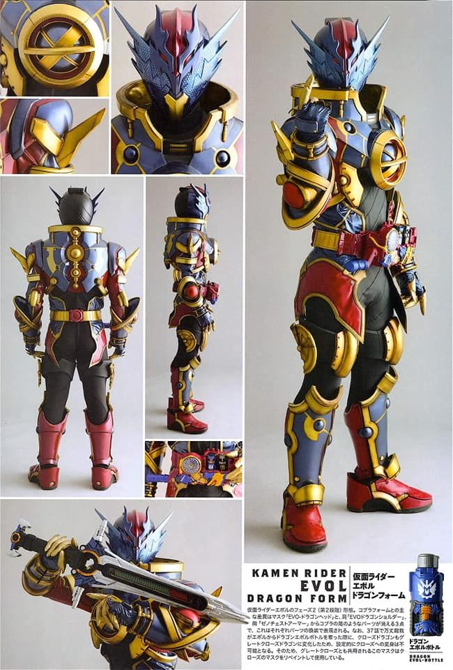 Pin by Pat Mayer on Detail of Heroes of Kamen Rider Build