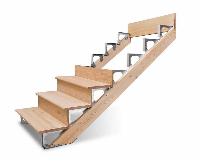 How To Build Wooden Stairs Google Search House Ideas Patio Pinterest