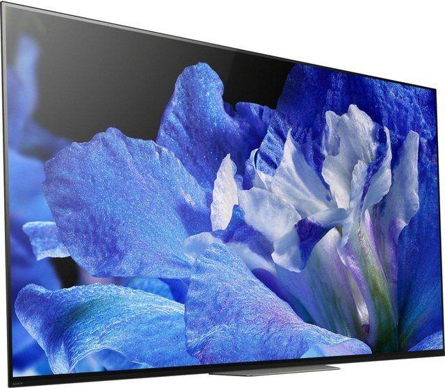 Kd55af8baep Oled Fernseher 139 Cm 55 Zoll 4k Ultra Hd Smart Tv Oled Fernseher 4k Uhd Und Fernseher