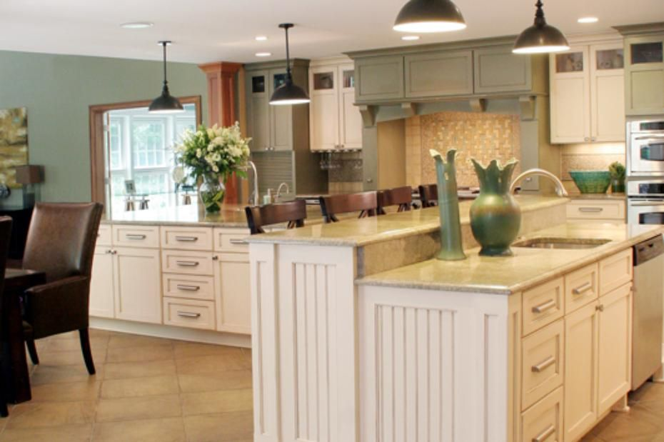 timeless and traditional kitchen design cost details for