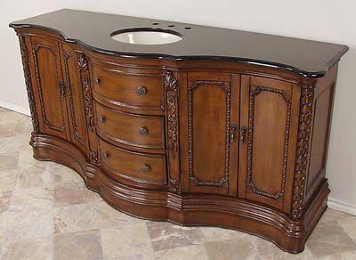 72 Adele Single Sink Vanity Cabinet