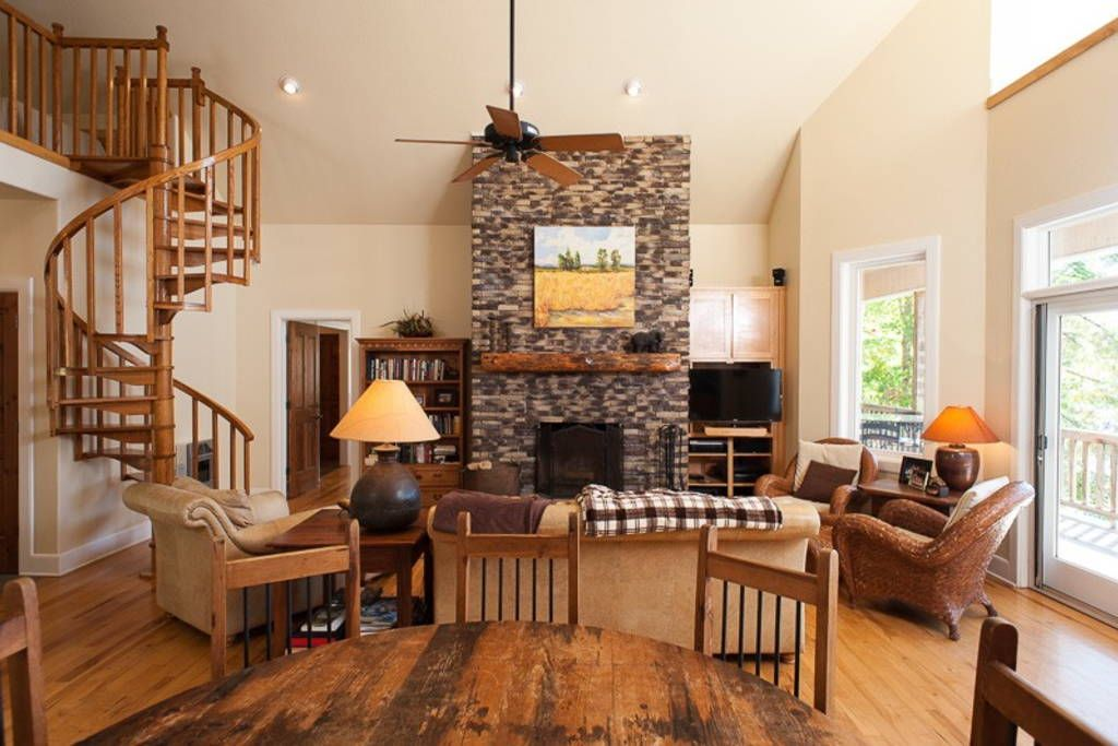 Check out this awesome listing on airbnb lake front on
