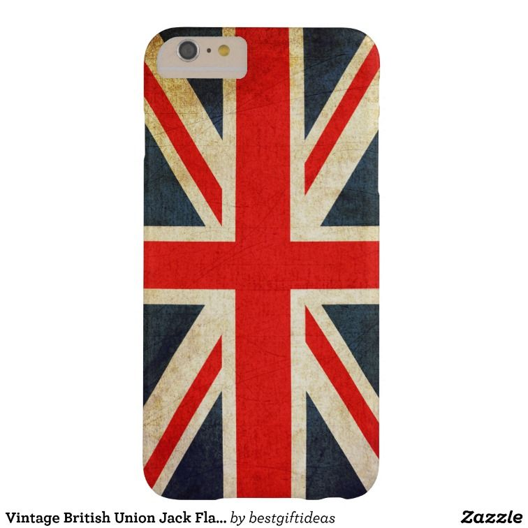 union jack iphone 6 plus case