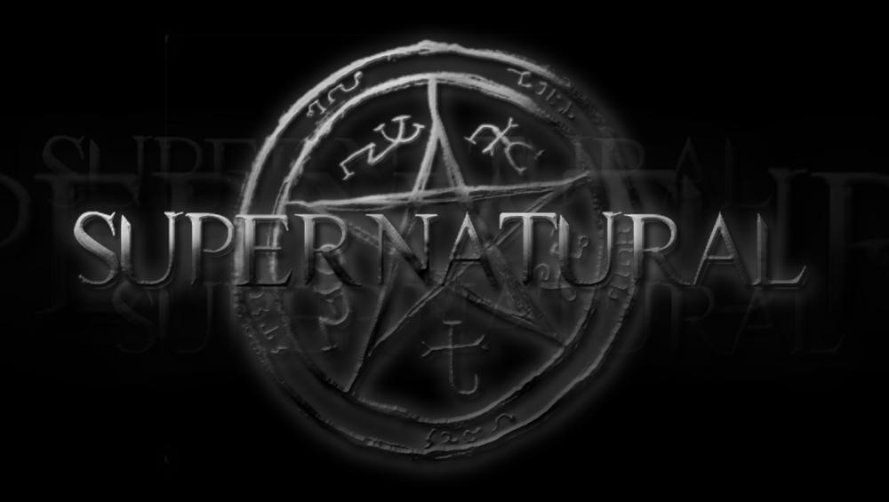 Font Supernatural Logo Supernatural Supernatural Wallpaper Supernatural Seasons