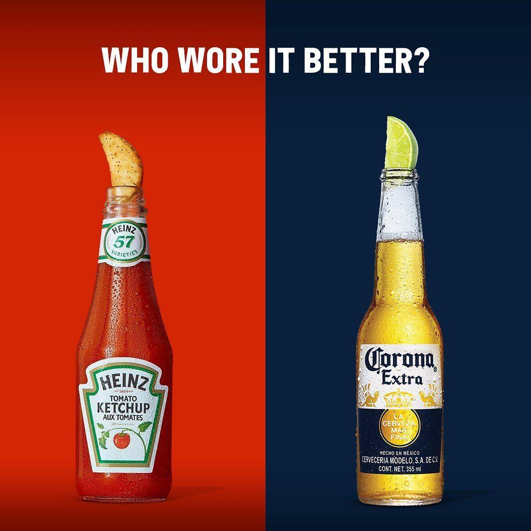 Rethink Channels Corona In Summer Kickoff Beer Ad Corona Beer Heinz Ketchup