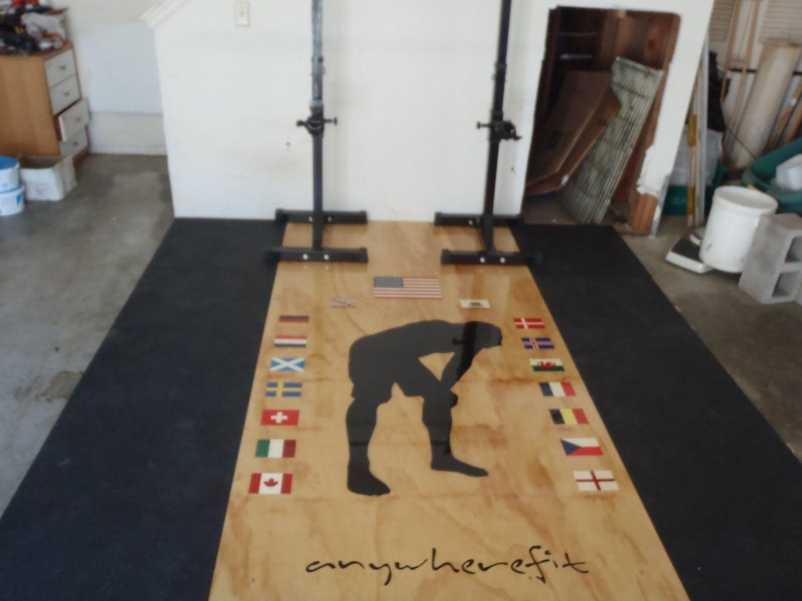 Garage Gym Flooring Ideas Garage Gym Garage Gym Flooring Gym Flooring