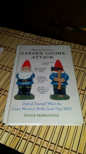 Attractive Free: How To Survive A Garden Gnome Attack   Fiction Books Amazing Ideas