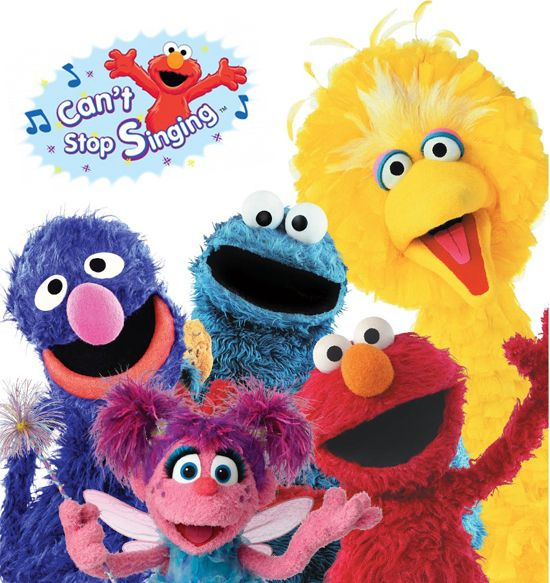 Sesame Street Live: Can't Stop Singing Opens This Friday