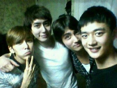 K Pop Idol Cliques Do You Know About The Kyu Line Korean Music Shows Super Junior Cnblue Jonghyun