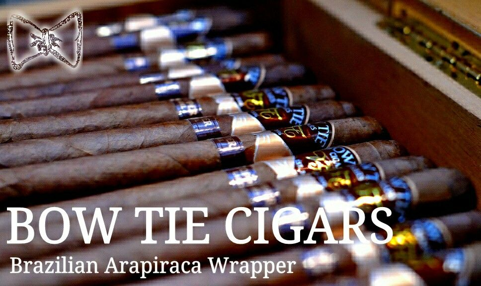 Bow Tie Cigar Company Ad 2014. #beautiful #bowtiecigars #Brazilian #copperlabel