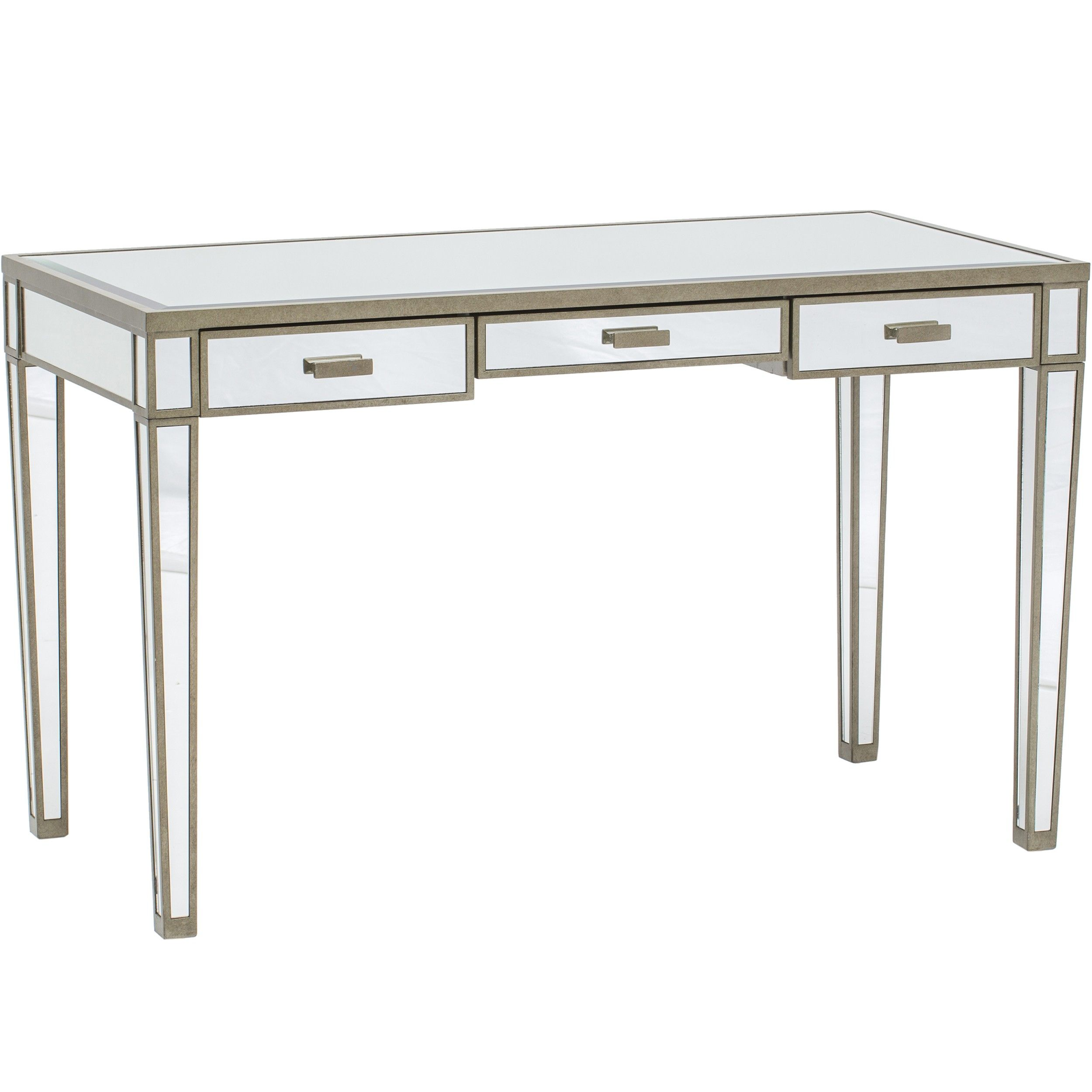 com hair desk bathroom dressing set home makeup vanity mirror organizer white kitchen amazon table tri dp