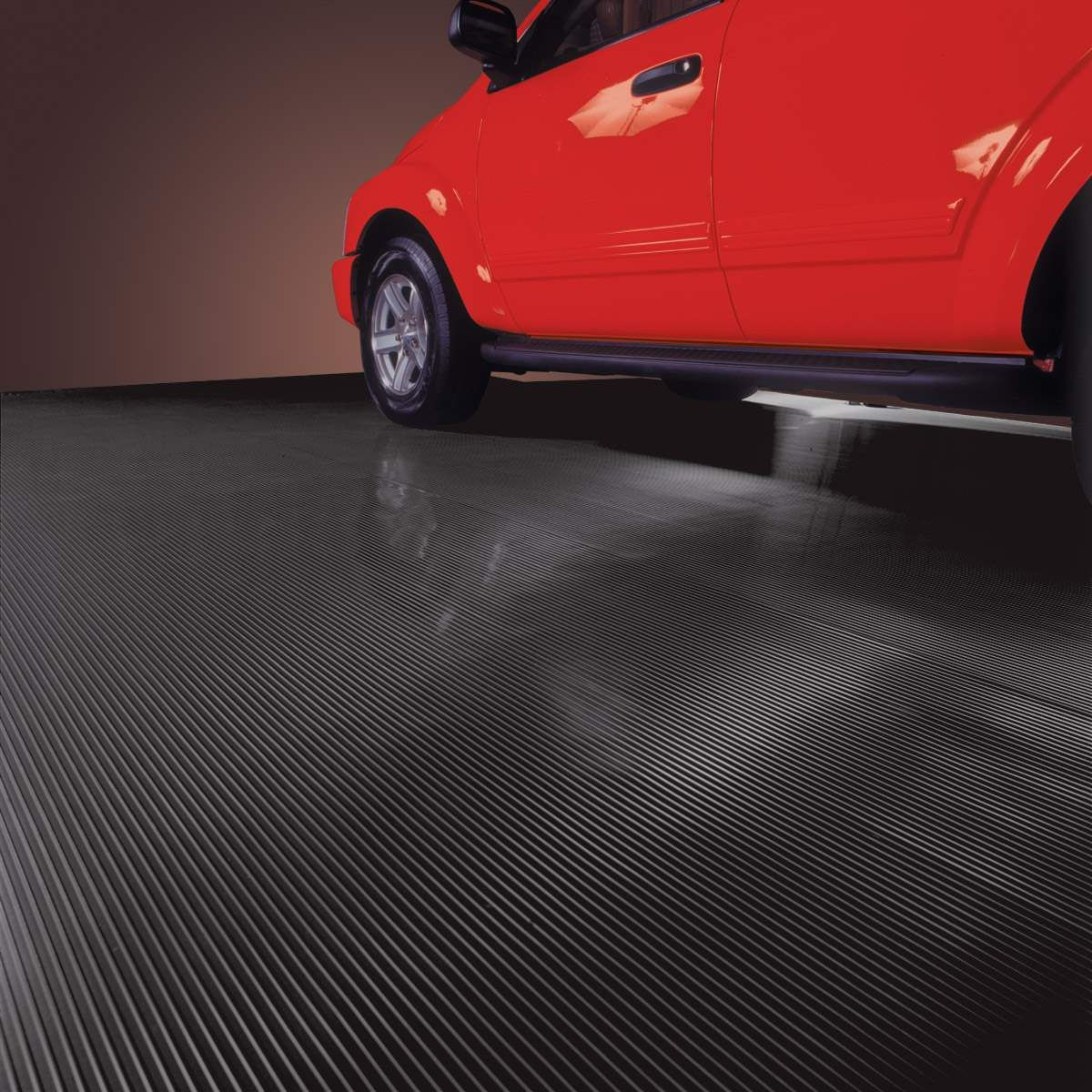 Black Ribbed Garage Mat Pinterest Garage Mats And Garage Floor