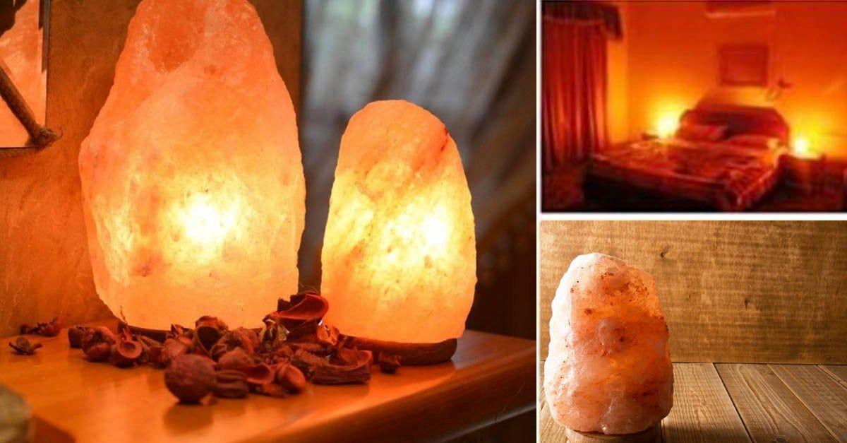 Que Son Las Lamparas De Sal Del Himalaya Como Funcionan Y Cuales Son Los Beneficios En 2020 Lampara De Sal Del Himalaya Lampara De Sal Lamparas De Sal