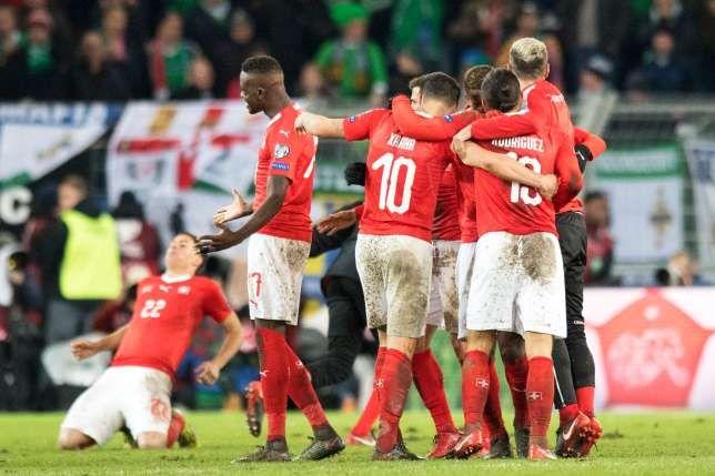 Wm 2018 Blick Kommentar Zur Qualifikation Der Schweizer Nati Fussball Wm Wm 2018 Und Fussball