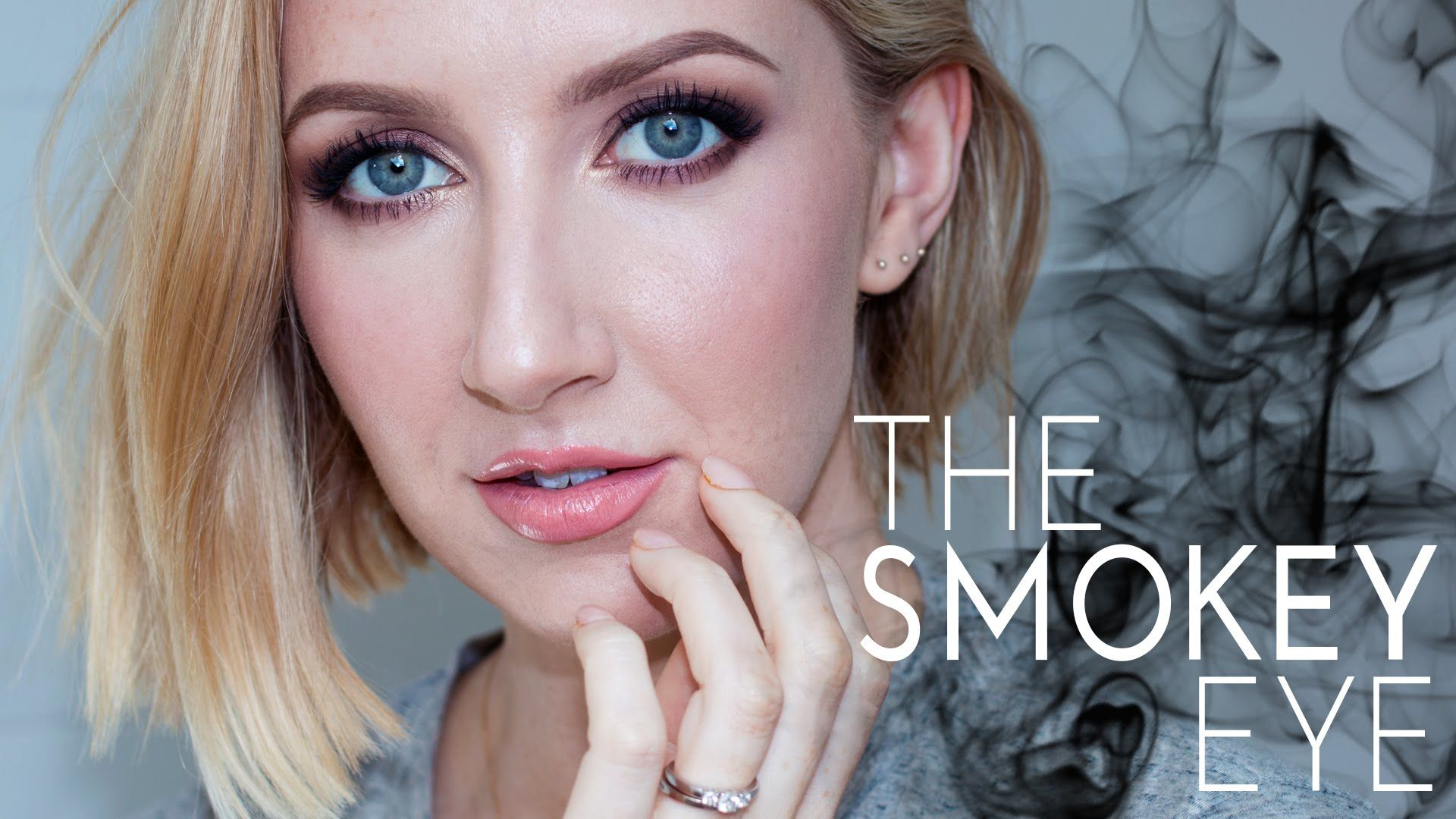 The Any Occasion Smokey Eye Sharon Farrell Eye makeup