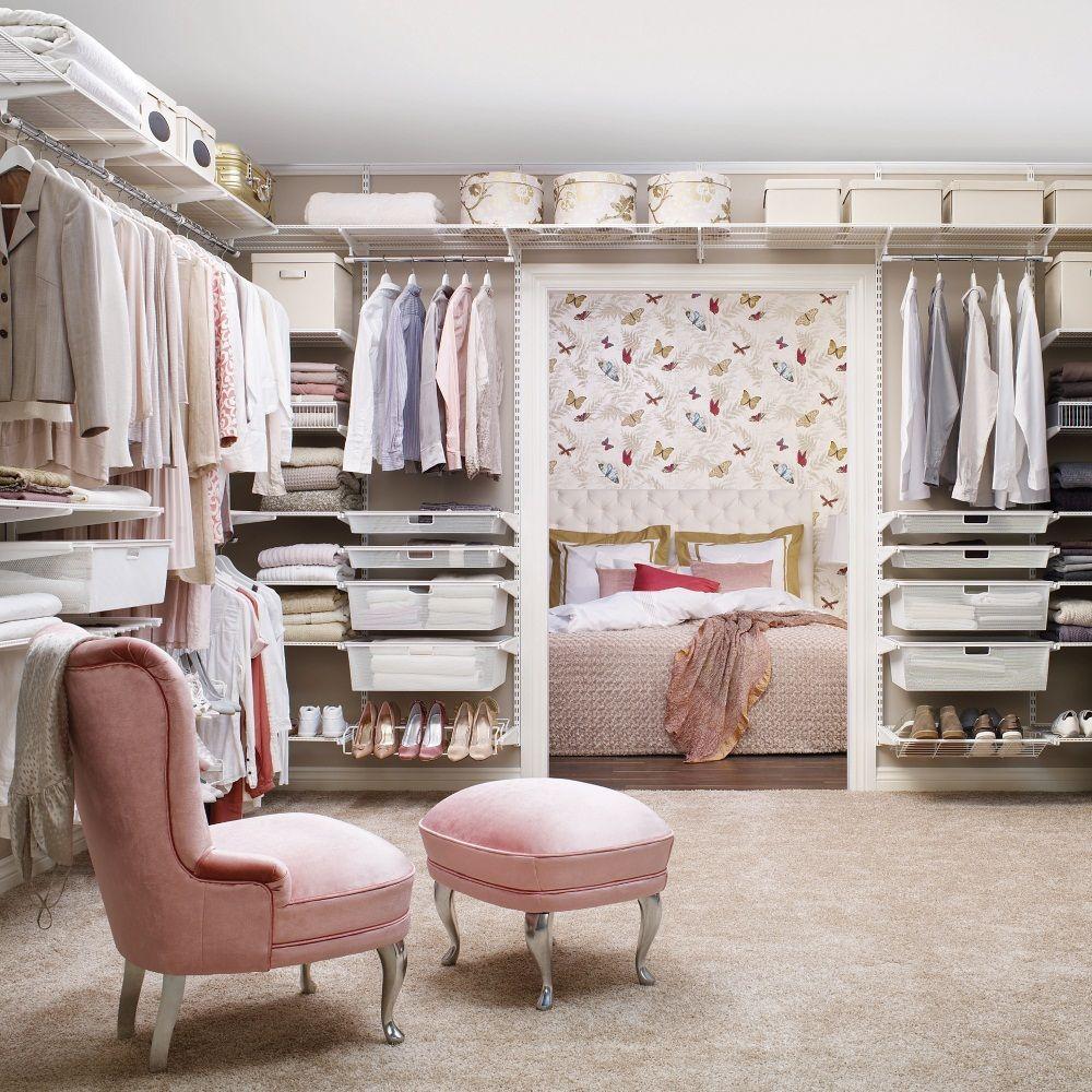 Systemy Do Zabudowy Elfa Dressing Room Closet Closet Bedroom Wardrobe Room