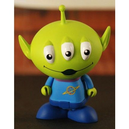 Toy Story Alien Oooh Figure 3 Inches Tall Collectable Toy Story Alien Novelty Lamp Toys