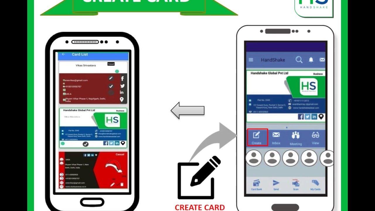 Vid 20170206 Wa0008 1 Smart Digital Visiting Card Handshake Global