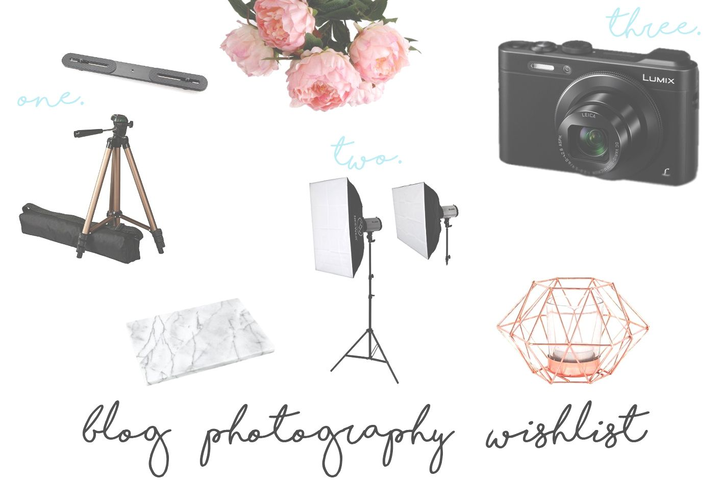 Call me a nerd, but I've been lusting over so much tech recently. Mainly photography based, it all stems from the fact that I am now spending every waking hour on my blog, and the desire to improve my