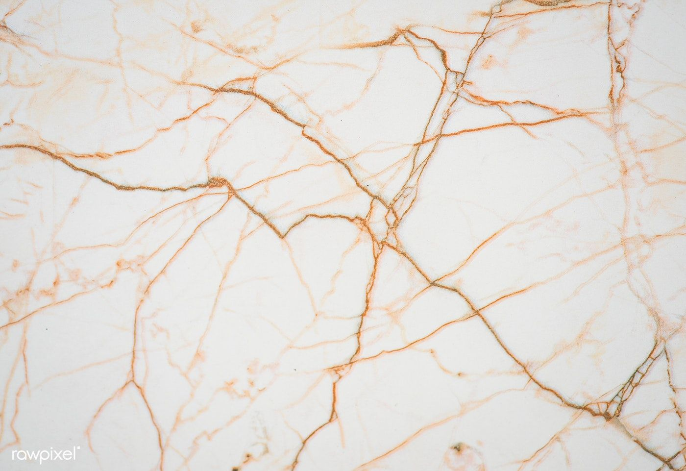 Rose Gold Aesthetic Marble Laptop Wallpaper
