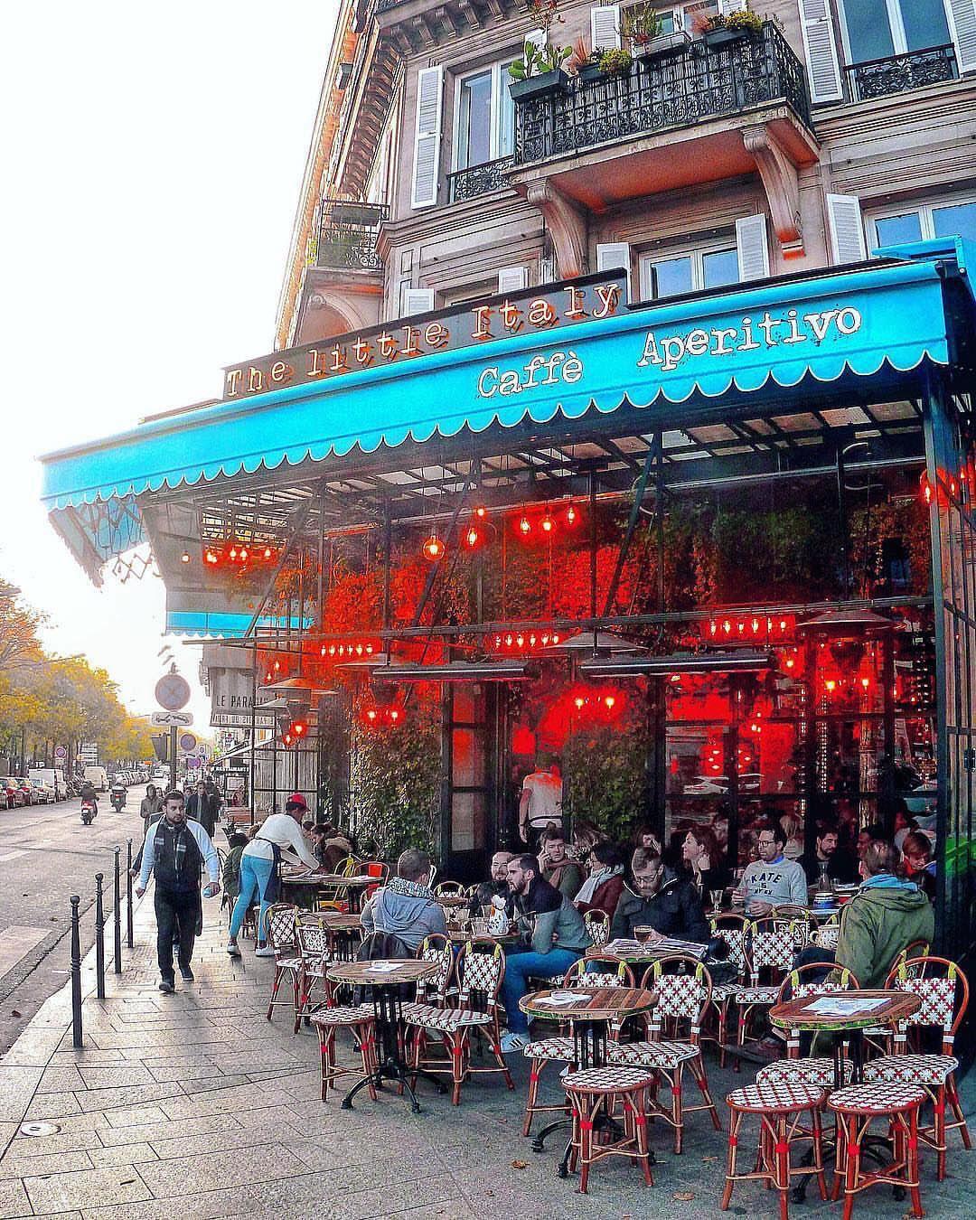 The little italy 5 place de clichy 75017 paris repost super france boiteaufle learnfrench - Chambre de commerce melun ...