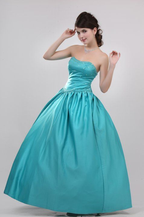 f97efb7ae Aquamarine Princess Dress
