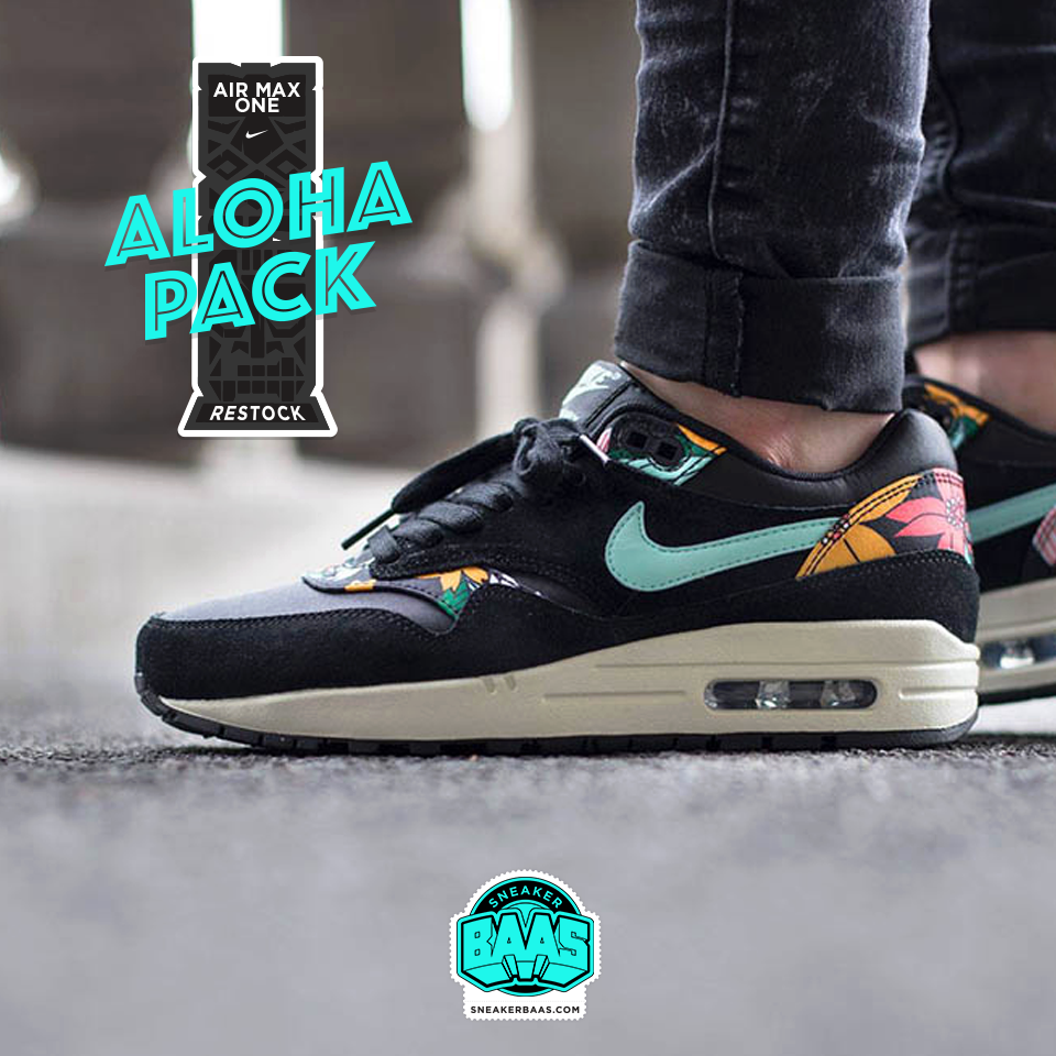 best service dd98e 8372b  nike  aimax1  aloha  sneakerbaas  baasbovenbaas Nike Air Max 1