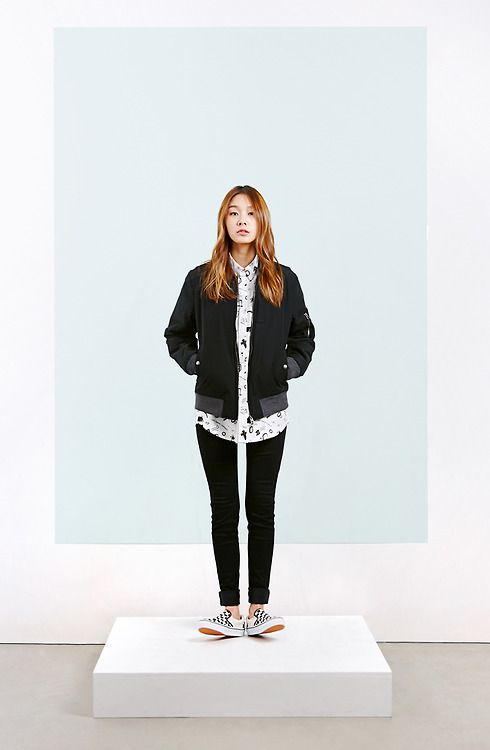 Seo Go Lookbook For Ss Shin Kyeongdeok By 2014 Sohyun And Liful rpfwrq1x