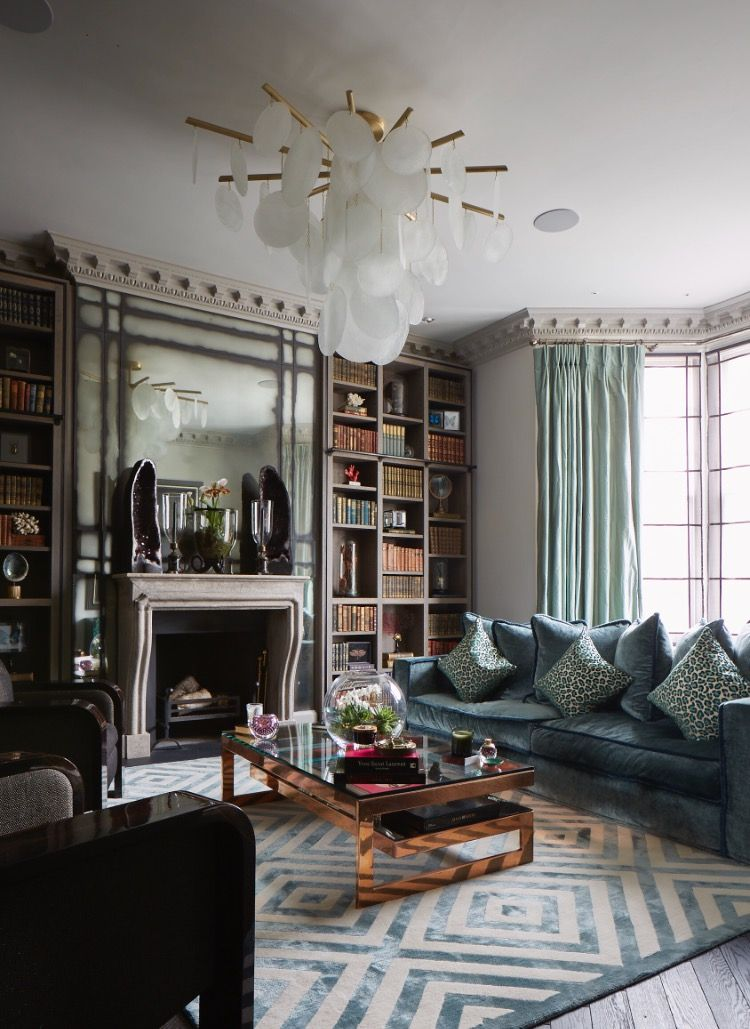 Trilbey Gordon Living Room Designs Interior Design