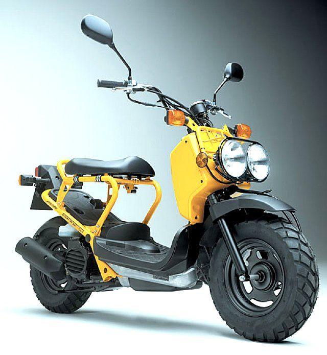 honda zoomer 125 | Motorbikes | Pinterest | Honda, Scooters and Mini