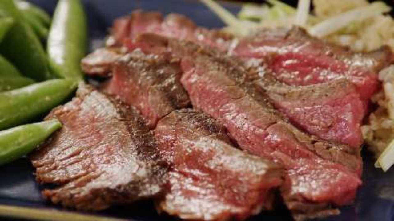 Teriyaki Flank Steak #recipesforflanksteak