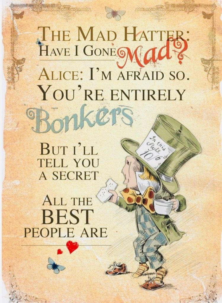 Pin By Sara Liao On Disney Alice And Wonderland Quotes