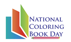National Coloring Book Day Is Here Coloring Books Coloring Book Download Catholic Books
