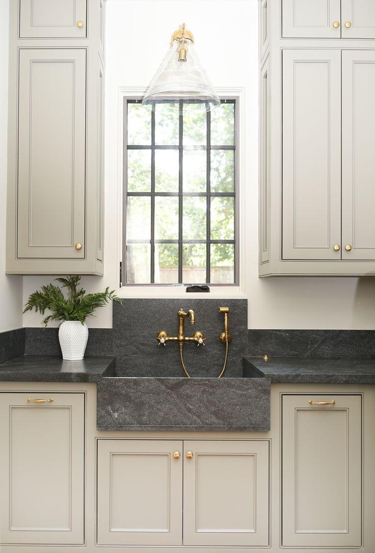 Küchendesign für zuhause cabinets  benjamin moore  sage mountain  home  kitchen