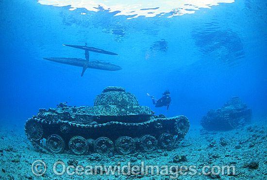 World war 2 japanese tanks