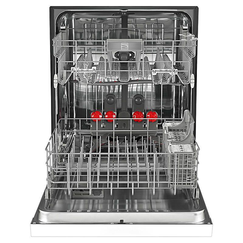 Kenmore Elite 14763 24 Built In Dishwasher Stainless Steel