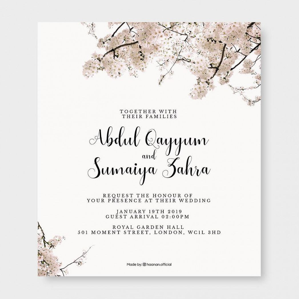 Wedding anniversary invitation card Wedding invitation