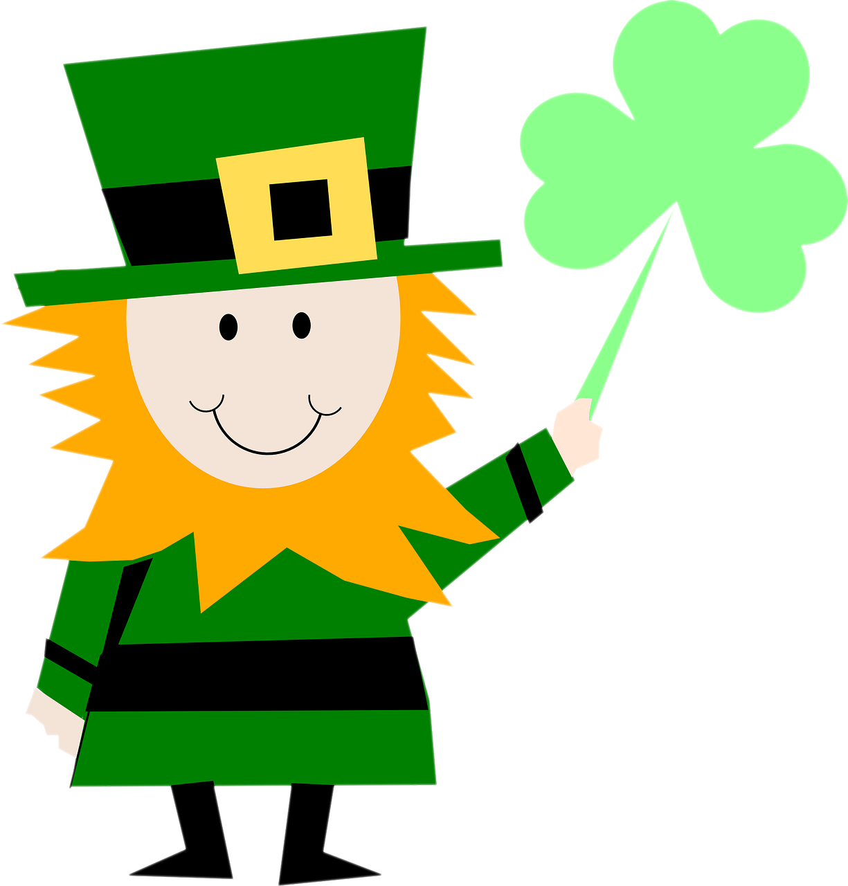 Glückbringer Kleeblatt – zum St. Patrick\'s Day | Zementfliesen-Blog ...