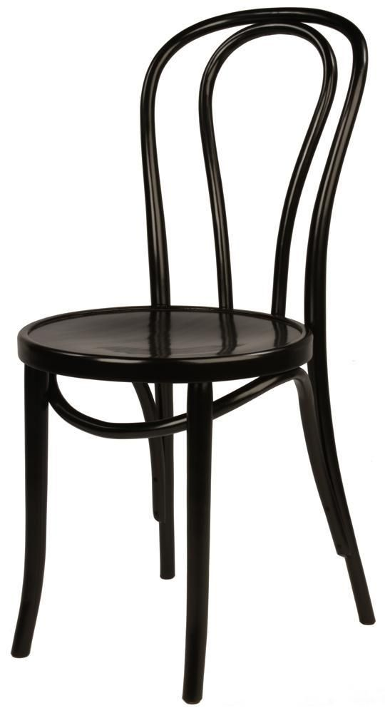 Replica Thonet Bentwood Chair   Black | Pinterest | Bentwood Chairs, Dining  And Apartment Goals