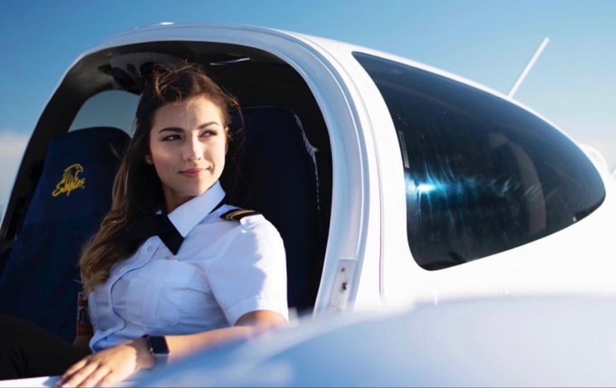 Pin By Sumon Sarkar On College Of Aviation Technology Female Pilot Aviation Technology Aviation