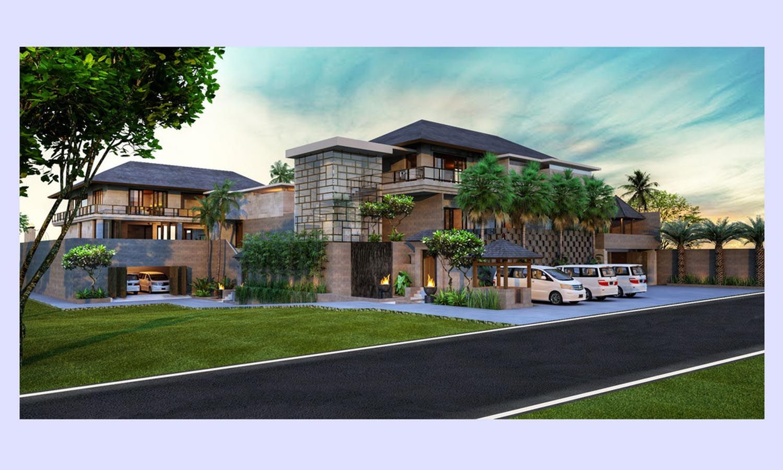 Modern Luxury Tropical Villas Design Villa Design Modern Luxury Modern Tropical